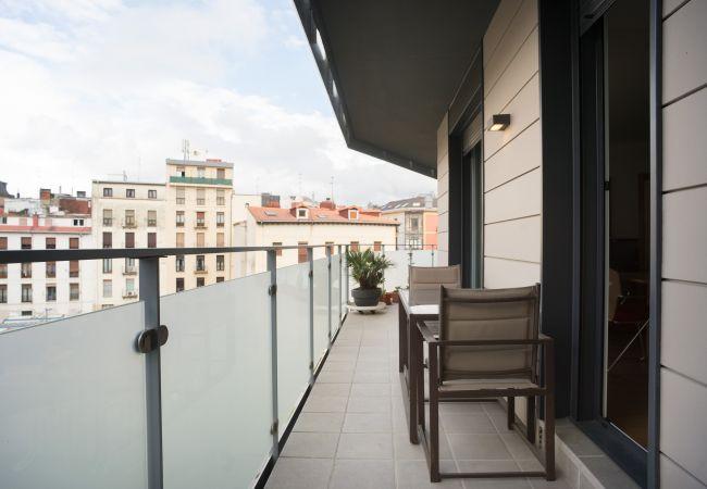 Apartamento en San Sebastián - San Roque Center