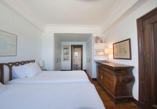 Apartamento en San Sebastián - Playa Concha