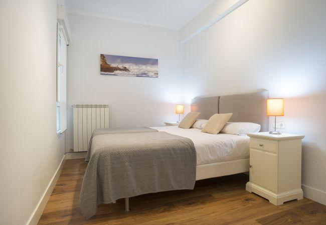 Apartamento en San Sebastián - Playa Gros