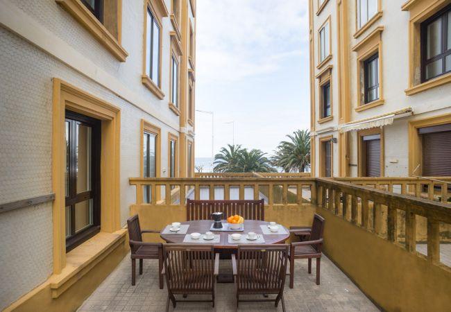 Apartamento en San Sebastián - Santa Barbara Terrace