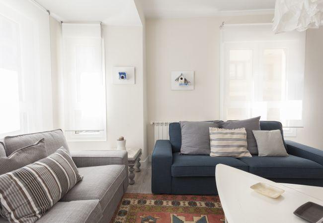 Apartamento en San Sebastián - Santa Mónica La Zurriola