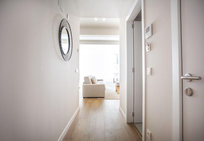Apartamento en San Sebastián - Urbieta Center