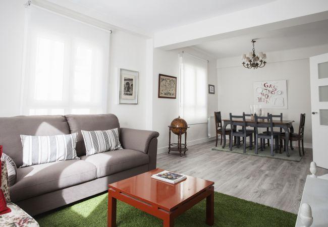 Apartamento en San Sebastián - Arena La Zurriola