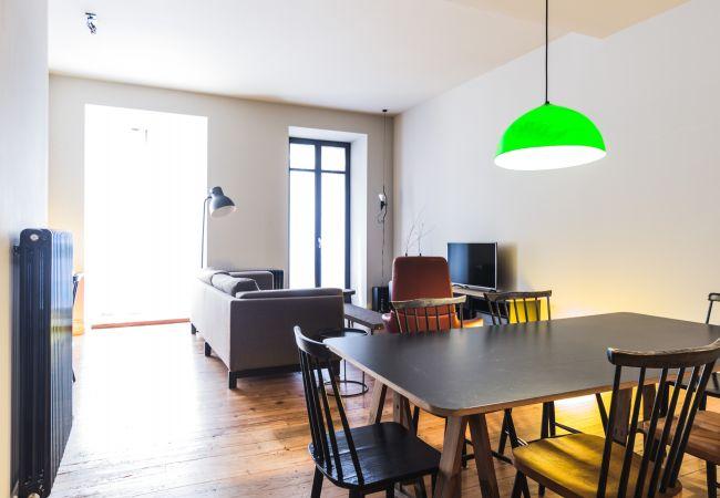 Apartamento en San Sebastián - Bella Easo