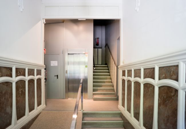 Apartamento en San Sebastián - Oteiza Larramendi