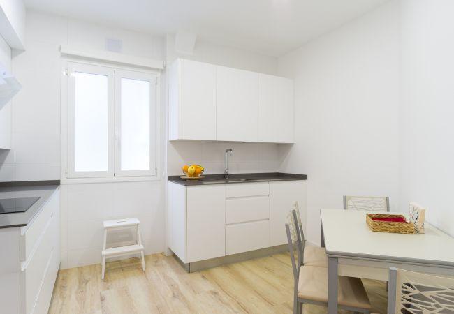 Apartamento en San Sebastián - Mirador Zurriola