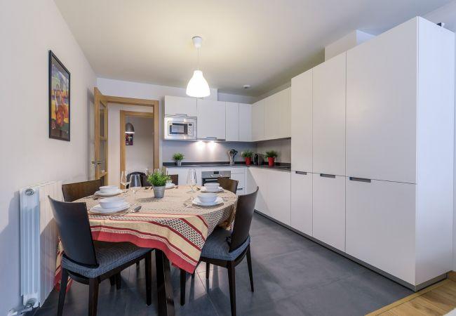 Apartamento en San Sebastián - Ocean Terraza