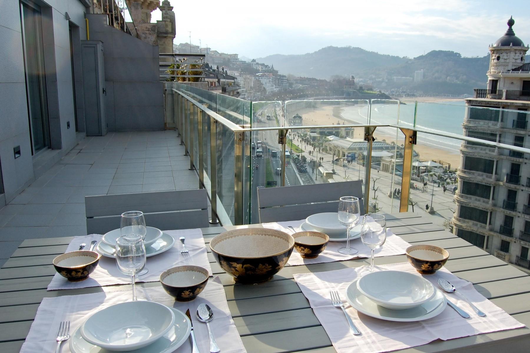 Apartment In San Sebastián Niza La Concha
