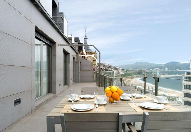 Apartment in San Sebastián - Niza La Concha