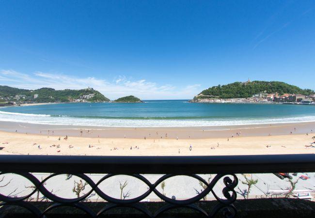 Apartment in San Sebastián - Playa Concha