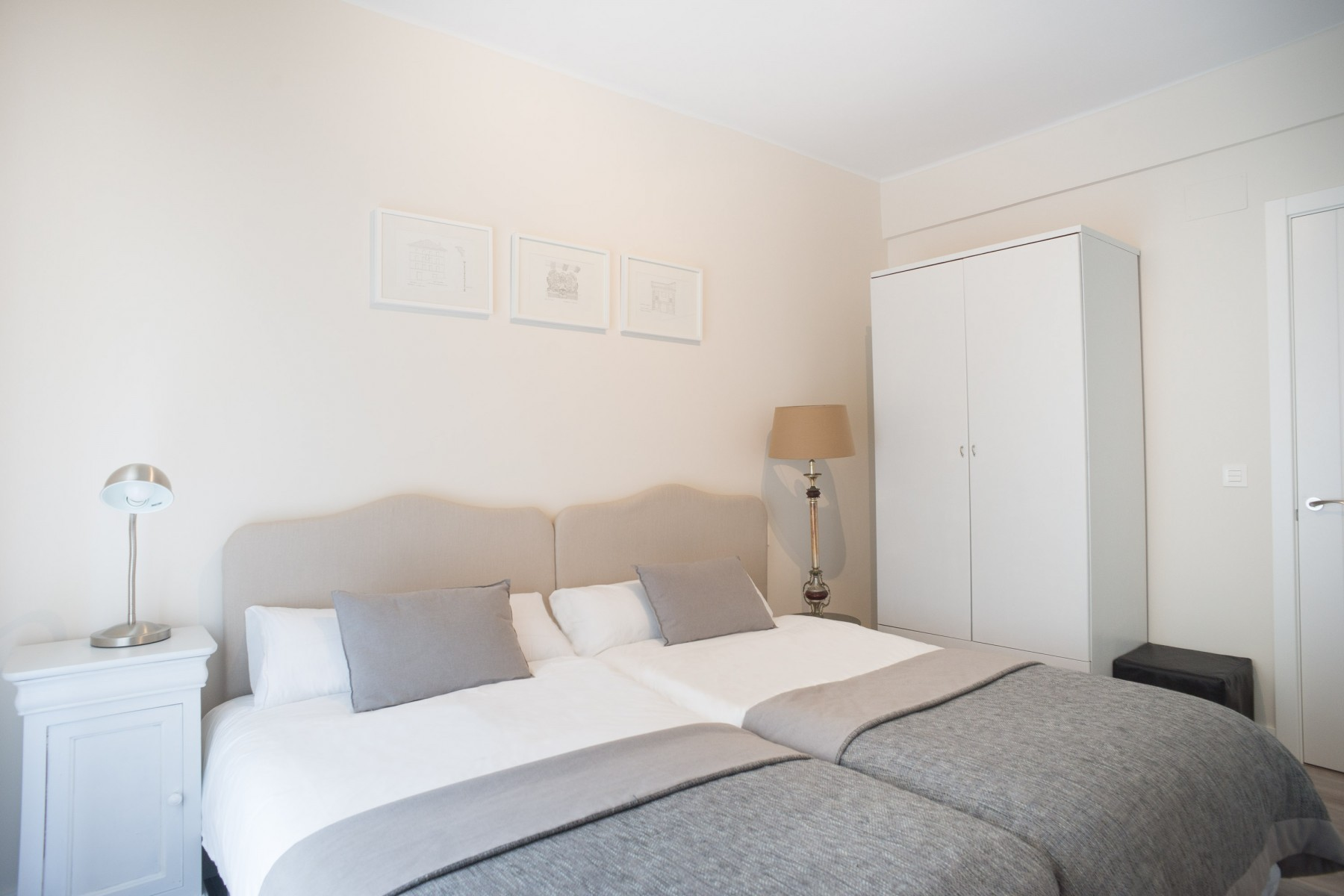 Apartments In San Sebasti N Santa Barbara Terrace # Meuble Tv Sonorise