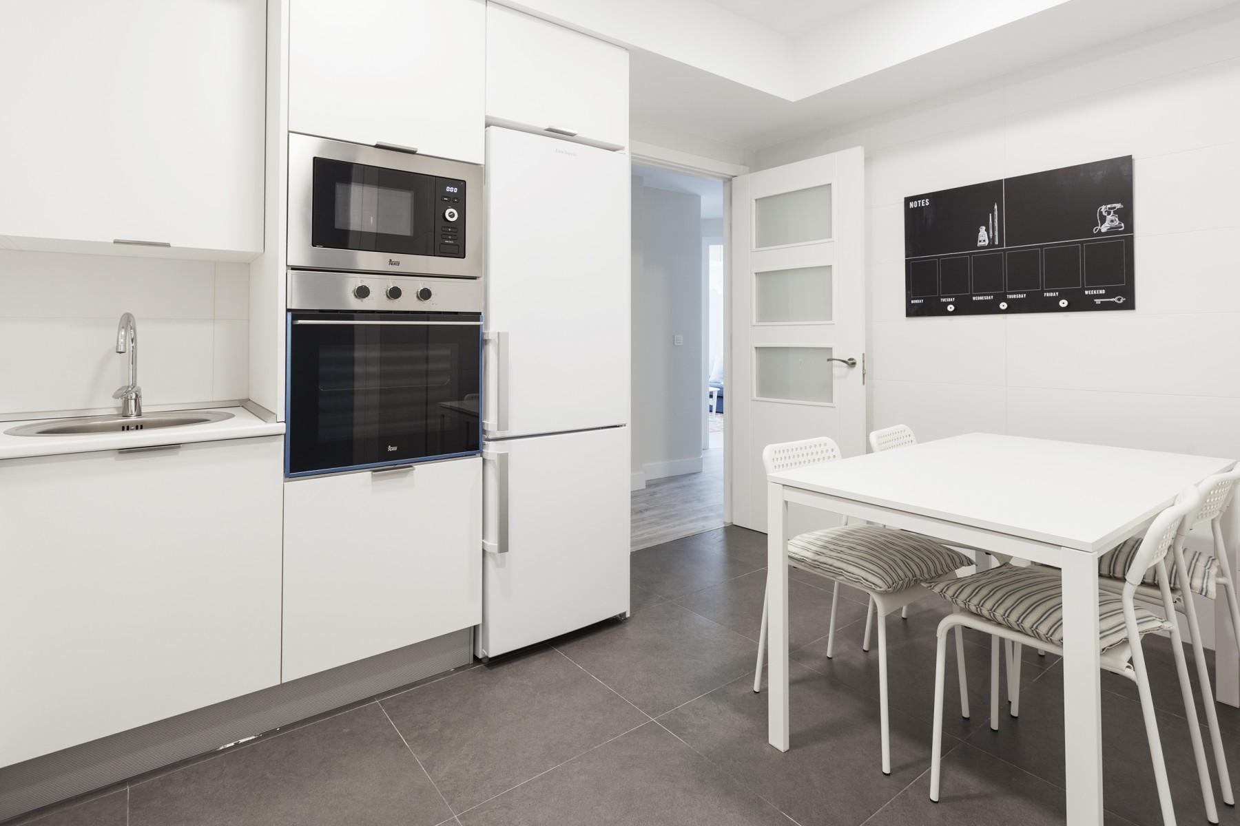 Apartments in San Sebastián - Santa Mónica La Zurriola