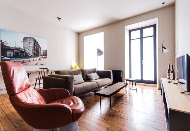 Apartment in San Sebastián - Bella Easo