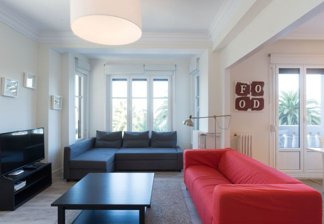 Apartment in San Sebastián - Atlantic La Zurriola
