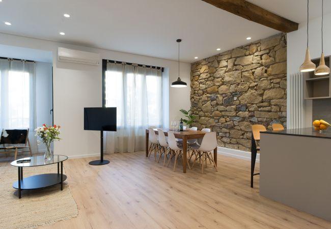 Apartment in San Sebastián - Cantabric Plaza