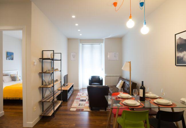 Apartment in San Sebastián - Oteiza Larramendi