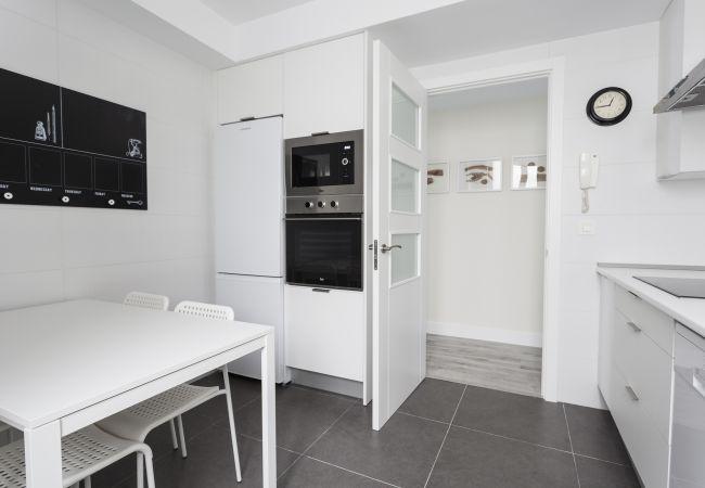 Appartement à San Sebastián - Pacific La Zurriola