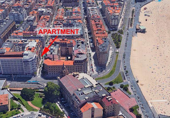 Appartement à San Sebastián - Sausalito